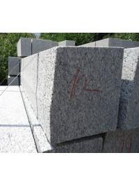 Bordures sec cm 20/22x25 Longueur Libre en Serizzo Antigorio Grenaillé