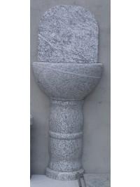 Fontaine / Pot à Fleurs à Mur - Type 02
