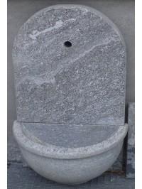 Fontaine / Pot à Fleurs à Mur - Type 04