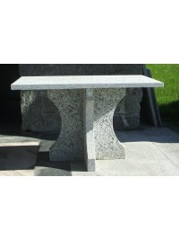 Table en Serizzo Antigorio Scié sec cm 120x80x4